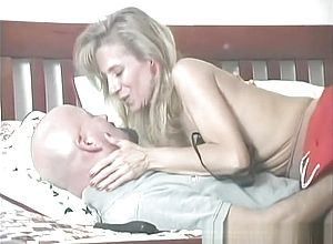Straight,mature,creampie,blonde