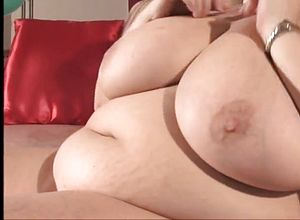 Thick all natural tits,mature