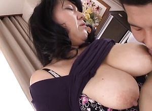 Asian,blowjob,hairy,japanese,milf