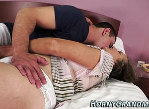 Blowjob,facial,granny,hairy,oldyoung,small pricks