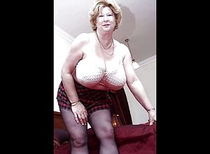 Cougar,flashing,granny,lingerie,matures,cute,milf