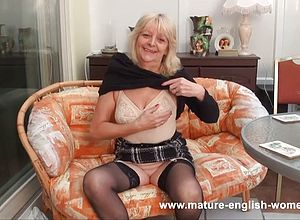 Will last English sexy granny good