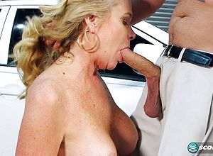 Milf,blonde,riding,hardcore,matures,big cock,sucking,blowjobs,cumshot