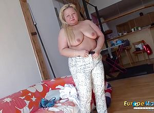 Solo,matures,granny,milf,big tits,striptease