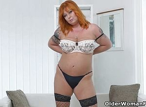 Cougar,european,milf,matures,black and black