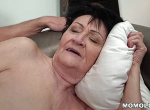 blowjobs,granny,hardcore,matures,old young,short Hair,young