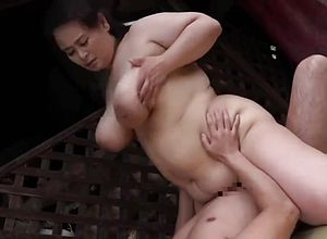 Asian,big Tits,blowjob,creampie,cunnilingus,japanese,mature,outdoor,public,straight