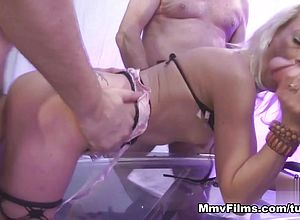 blonde,cumshots,european,facial,mature,stockings,bukkake,gangbang,small Udders